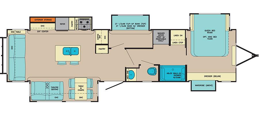 77MB Floorplan