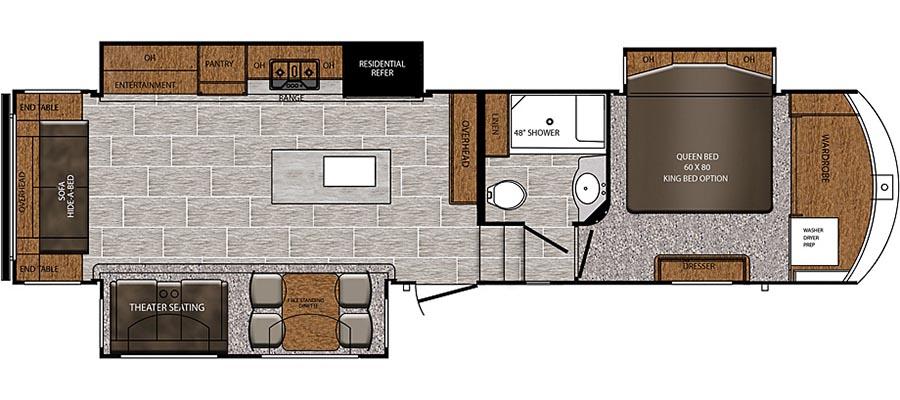 341RST Floorplan