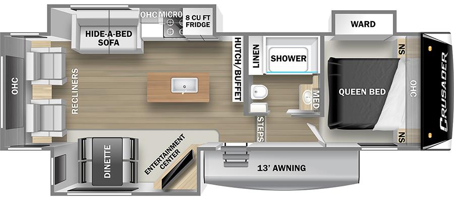 28RL Floorplan