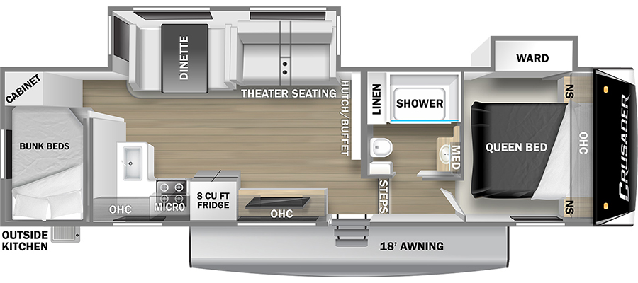 29BB Floorplan