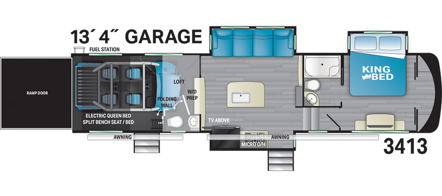 3413 Floorplan