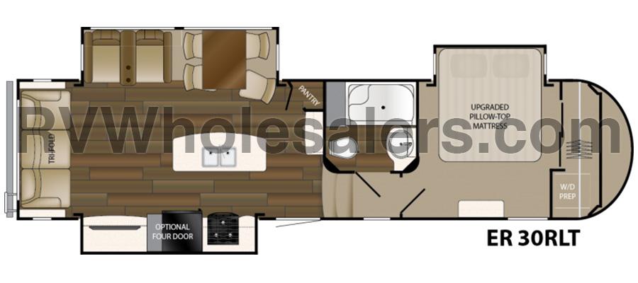 30RLT Floorplan
