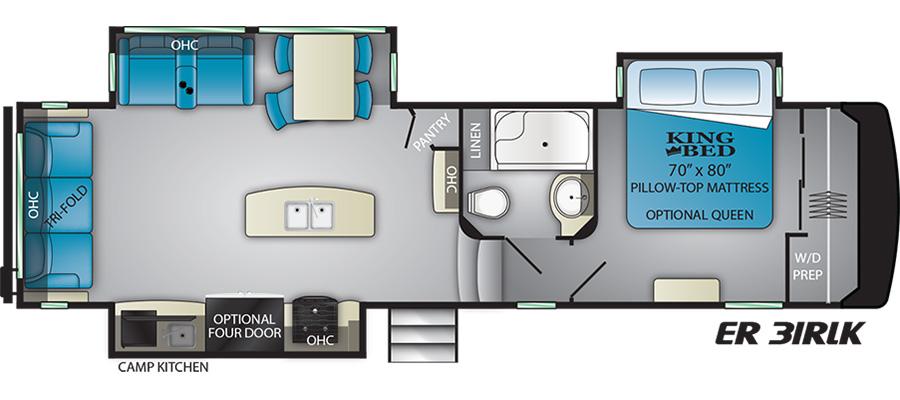 31RLK Floorplan