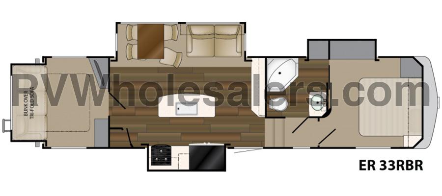 33RSR Floorplan