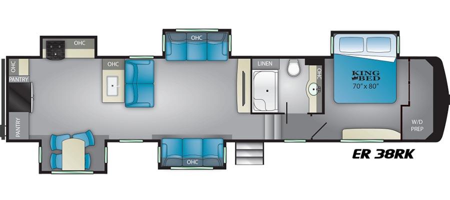 38RK Floorplan
