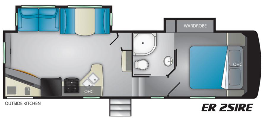 251RE Floorplan