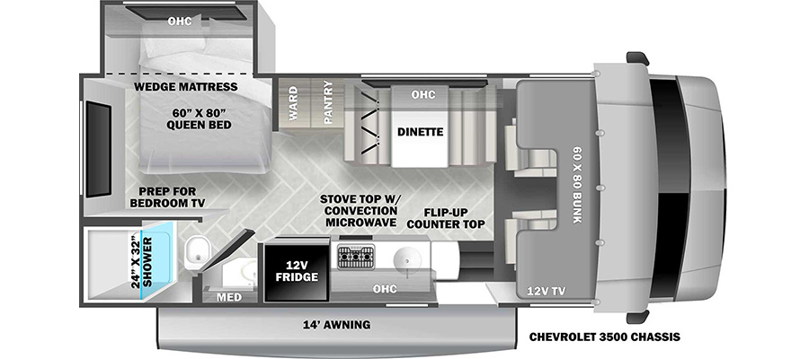 2251SF Floorplan