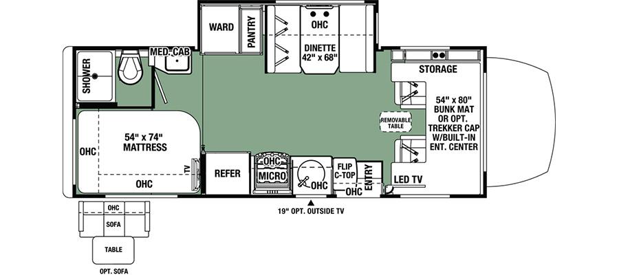 2401S Floorplan