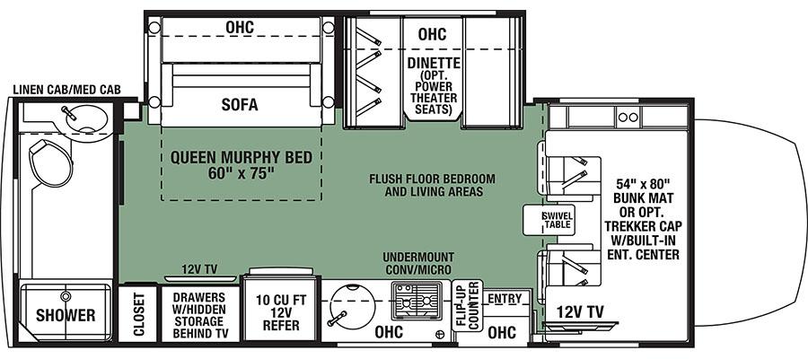 2401T Floorplan