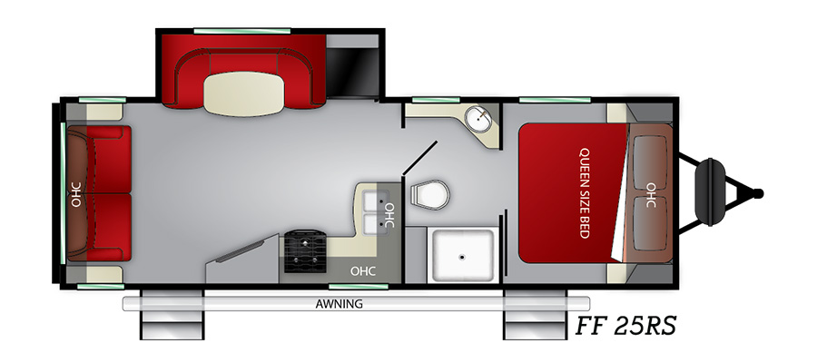 25RS Floorplan