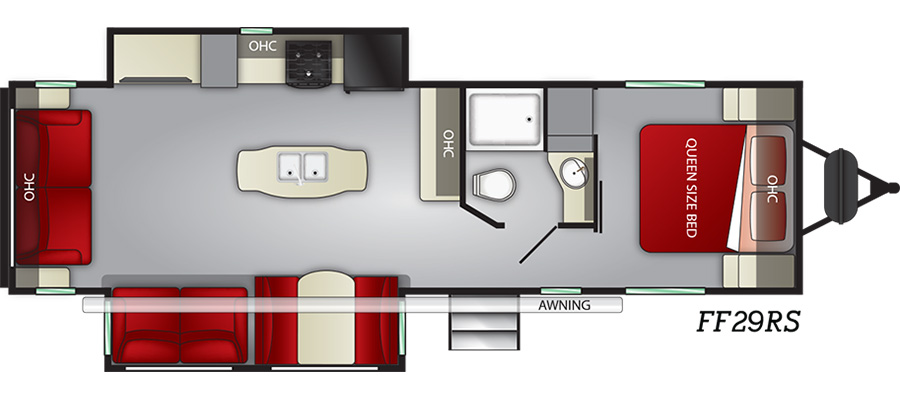 29RS Floorplan