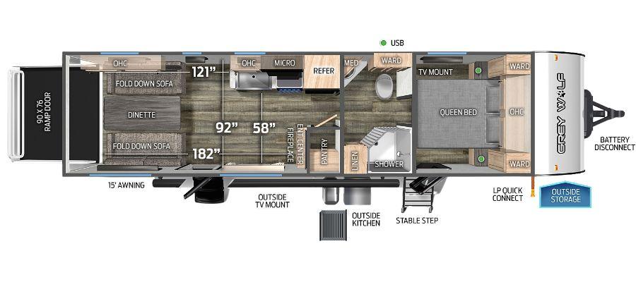 26MBRRBL Floorplan