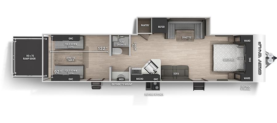 29RRTBL Floorplan