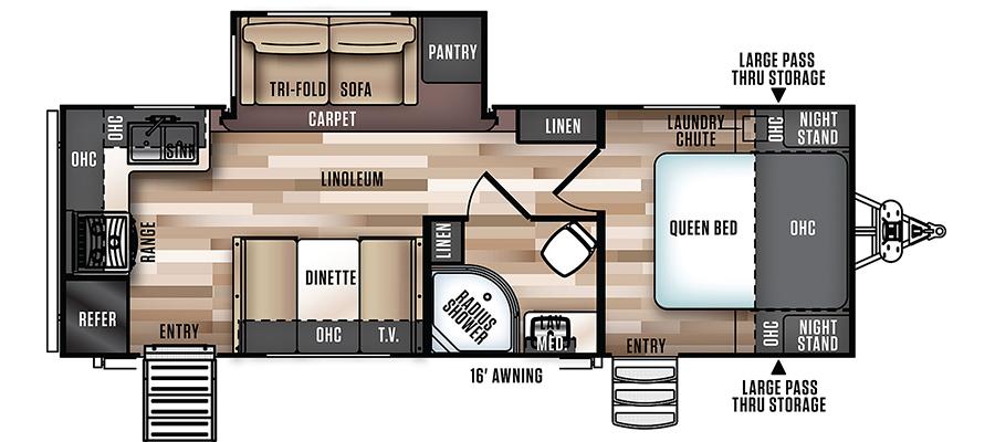 24RKHL Floorplan