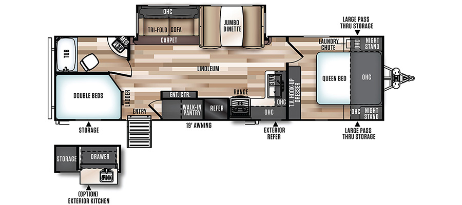 26BHK Floorplan