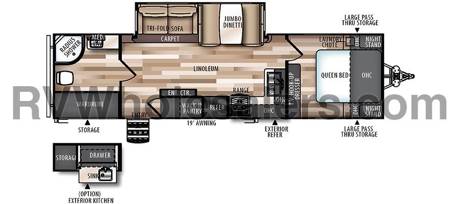 26RB Floorplan