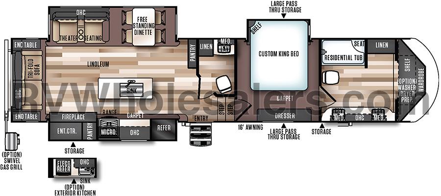 386FBK Floorplan