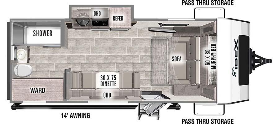 19RBM Floorplan