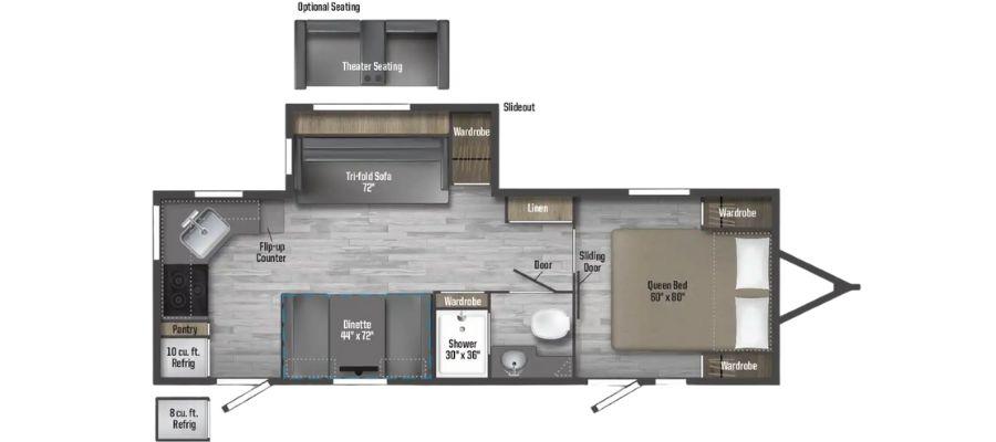 2529RG Floorplan
