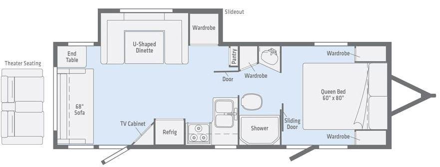 2606RL Floorplan