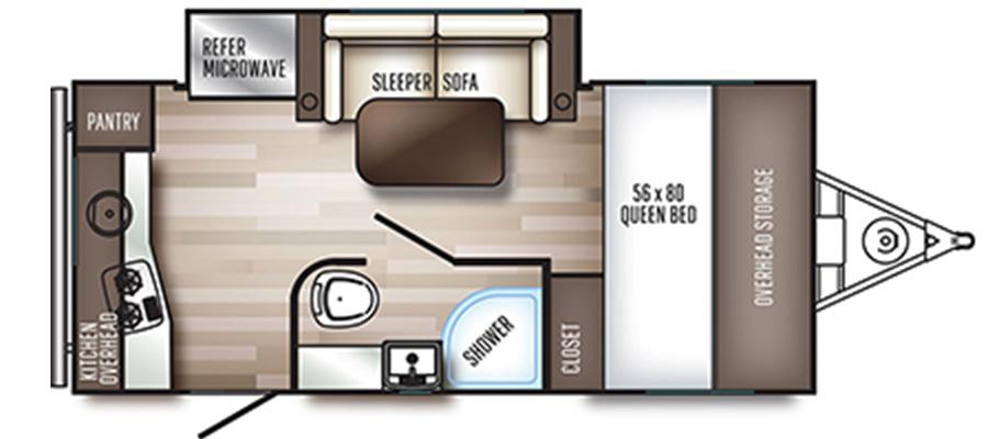 178RK Floorplan