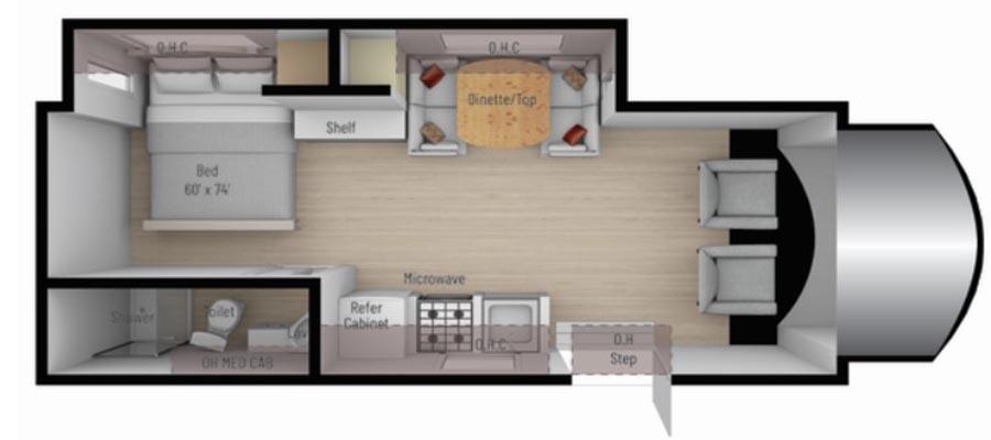 24P Floorplan