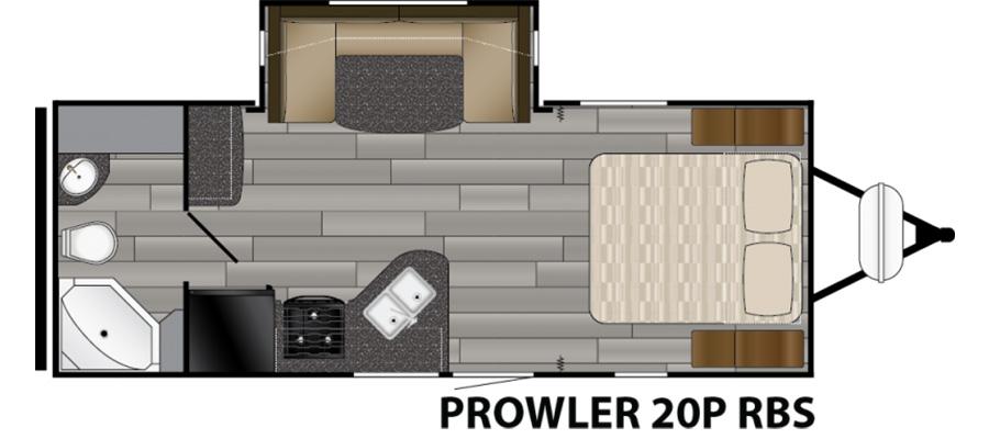 20PRBS Floorplan