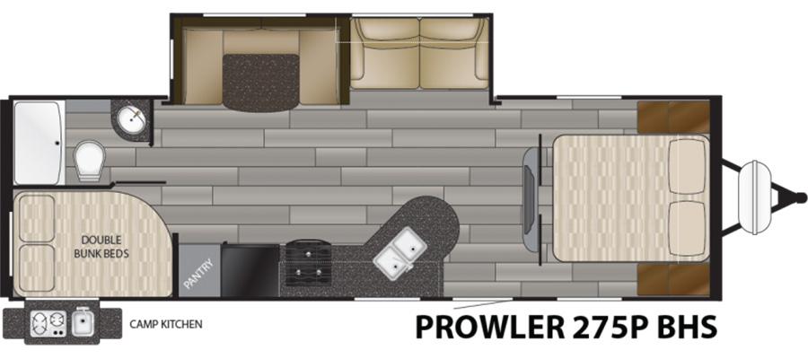 275PBHS Floorplan
