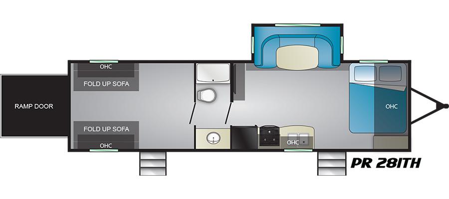 281PTH Floorplan
