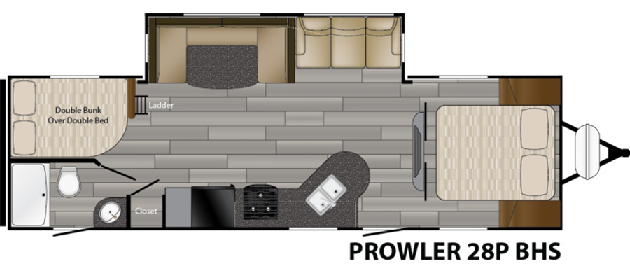 28PBHS Floorplan