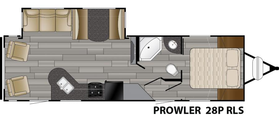28PRLS Floorplan
