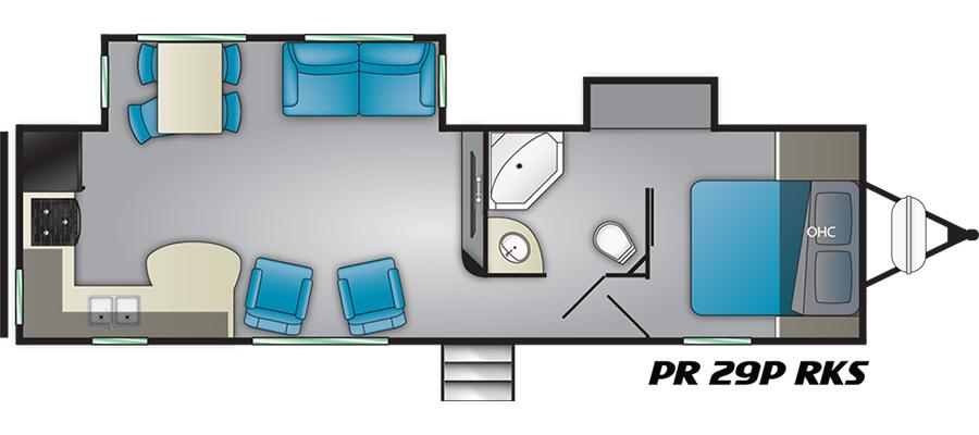 29PRKS Floorplan