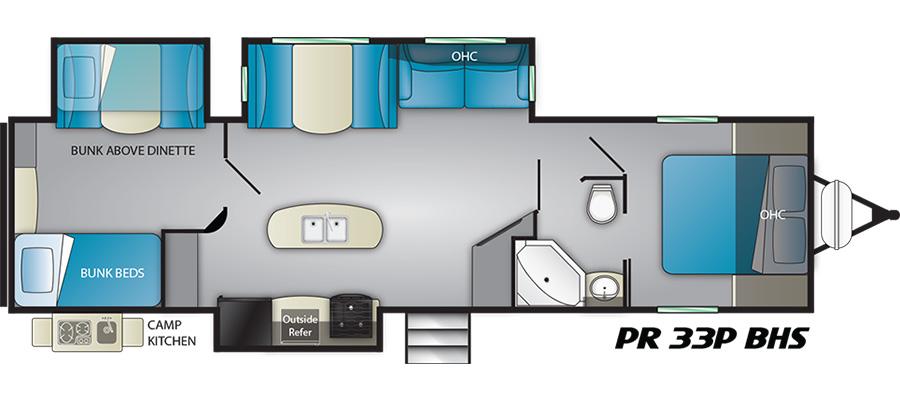 2019 Prowler 33PBHS - stock no. X000755 - image  - thumbnail