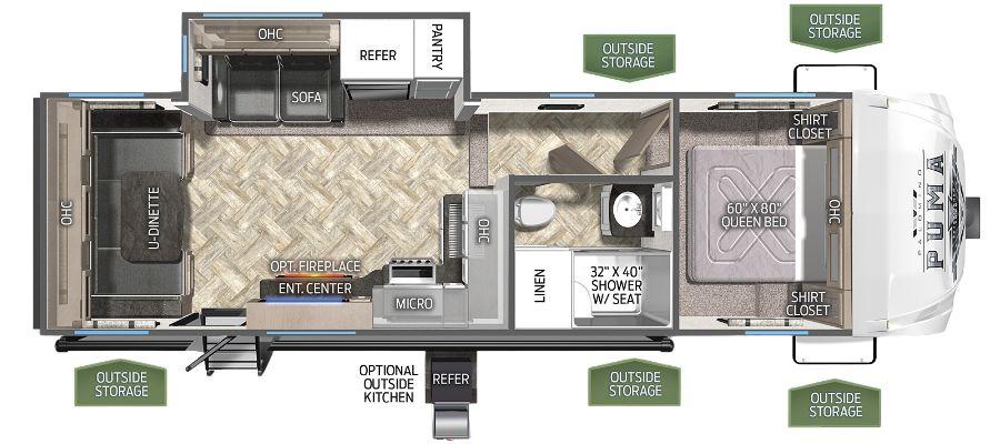265RDS Floorplan