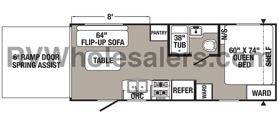 20TFC Floorplan