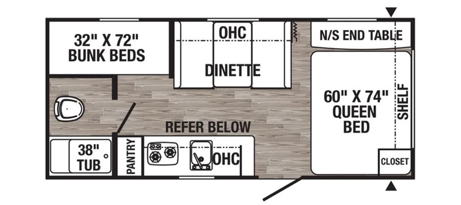 17QBC Floorplan