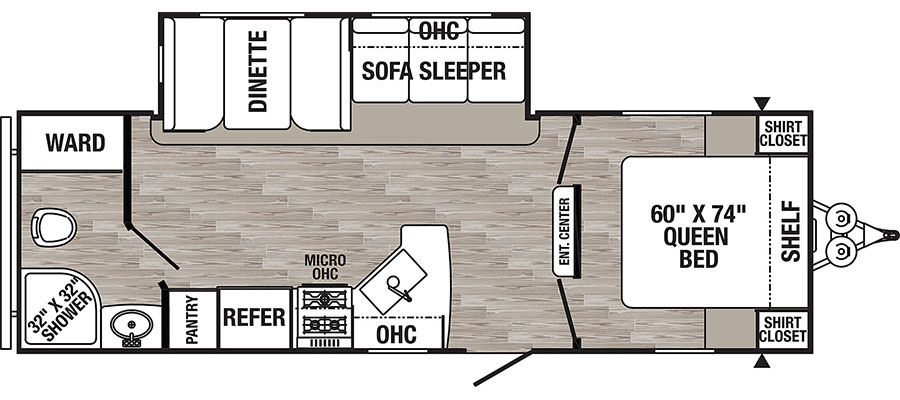 25RBSC Floorplan