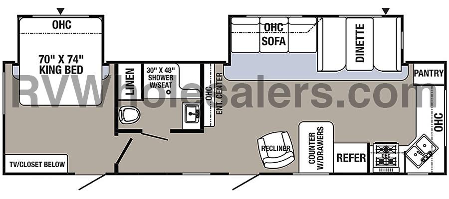 30FKSS Floorplan