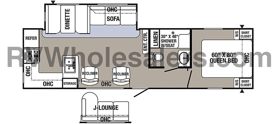 30RKSS Floorplan
