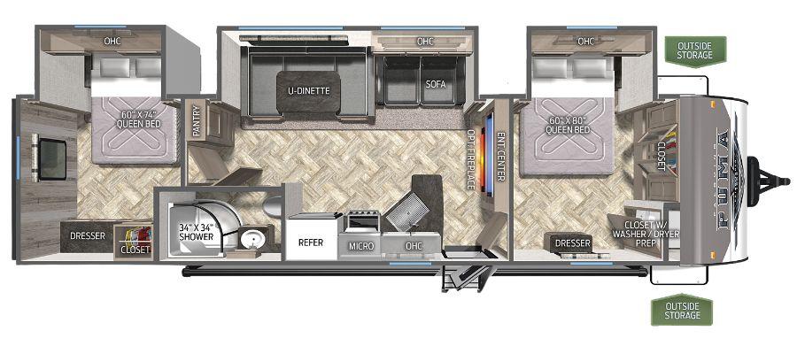 32RBFQ2 Floorplan