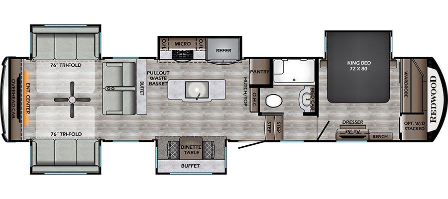 399RD Floorplan