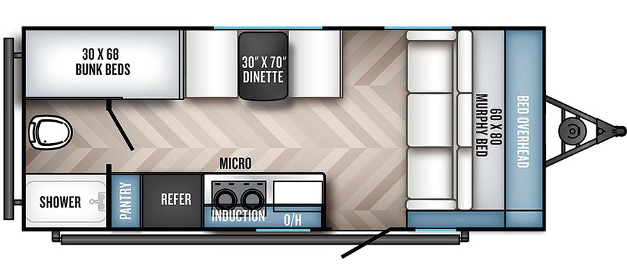 EV-4 Floorplan