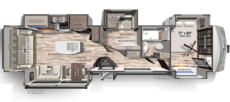 392MB Floorplan