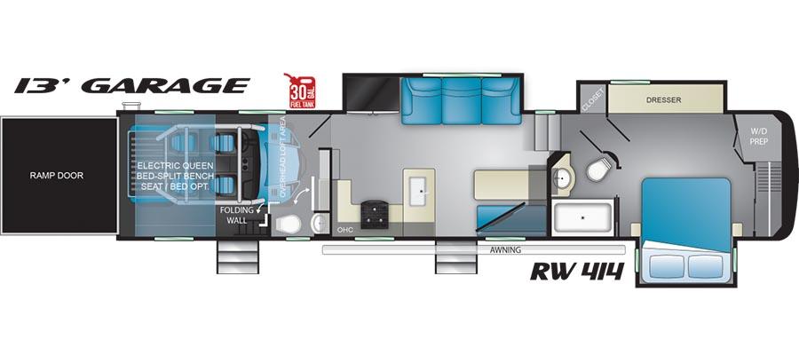 414RW Floorplan