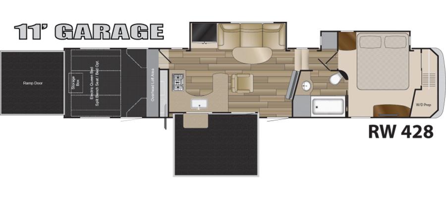 428 Floorplan