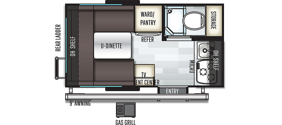 G14FK Floorplan