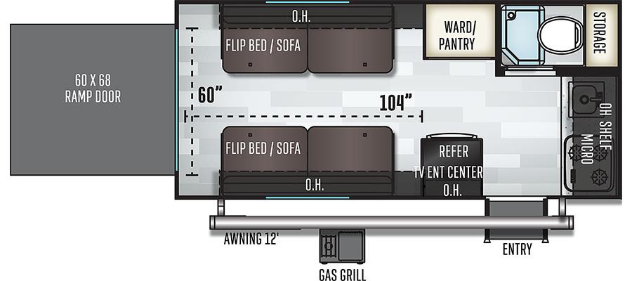 G16THG Floorplan