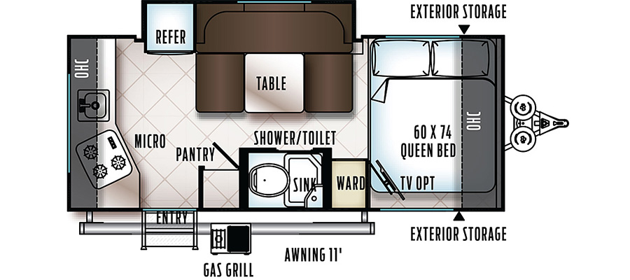 G17RK Floorplan