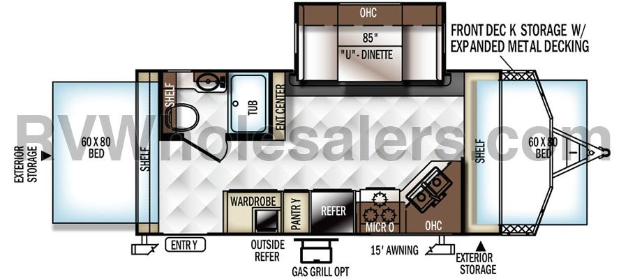 21BD Floorplan