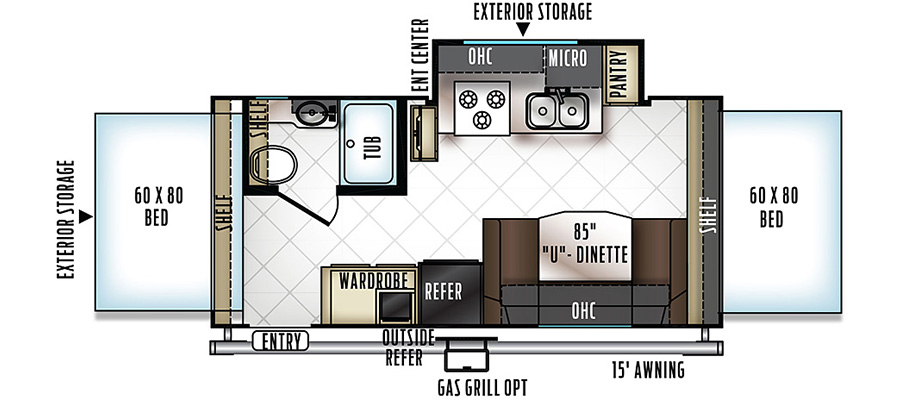 21DK Floorplan
